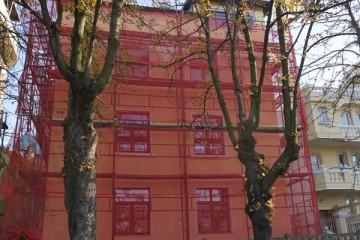 Строителство и саниране
